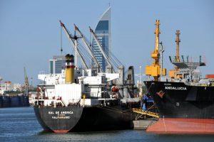 Konventionelles Stückgutschiff
